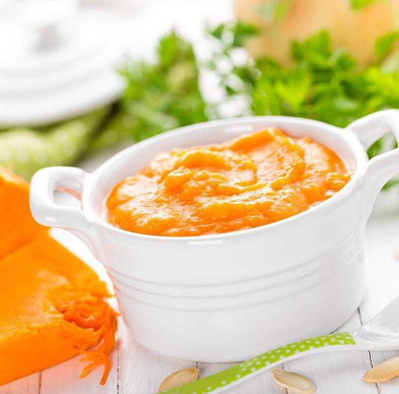 Parsnip and Pumpkin Puree Recipe
