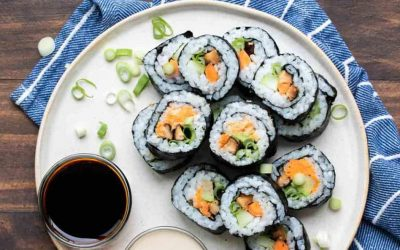 Homemade Vegan Sushi Recipes